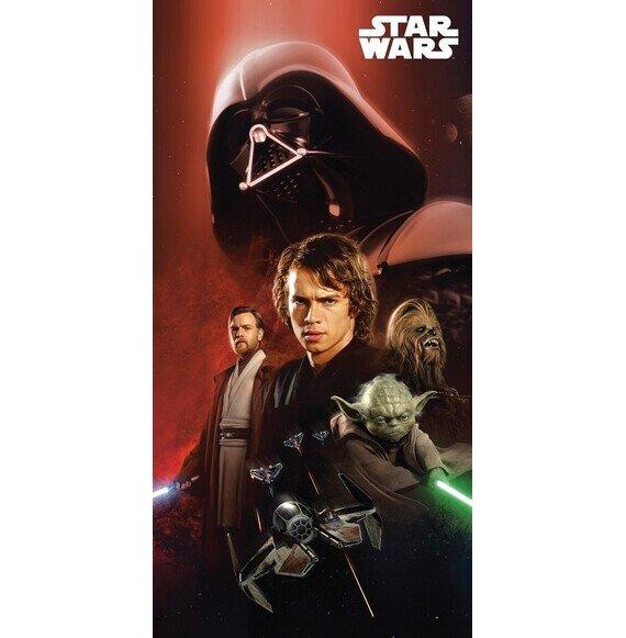 Star Wars pamut törölköző 75x150 cm