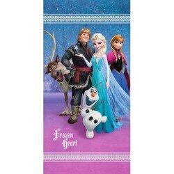 Jégvarázs Disney pamut törölköző 70x140 cm