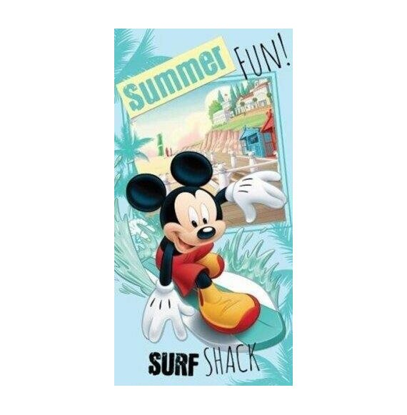 Mickey egér Disney pamut törölköző 70x140 cm