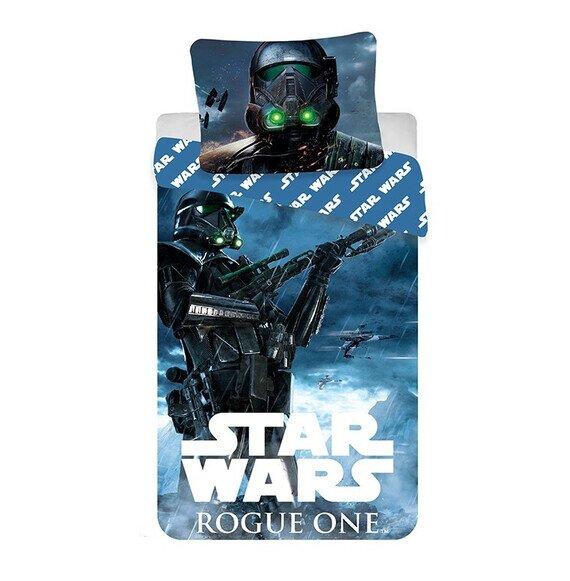 Star Wars Rogue One 2 részes Disney pamut-vászon ágyneműhuzat
