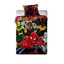 Spiderman hero 2 részes pamut-vászon ágyneműhuzat