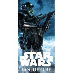 Star Wars Rogue One Disney pamut törölköző 70x140 cm