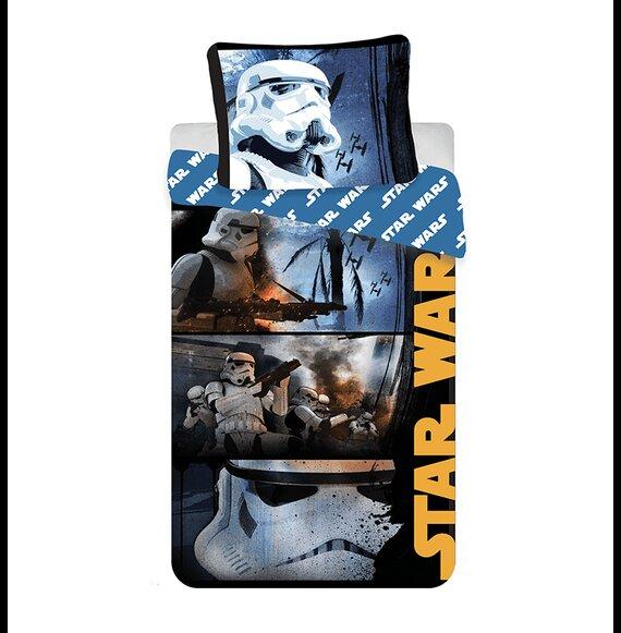 Star Wars Stormtroopers 2 részes pamut-vaszon agynemuhuzat