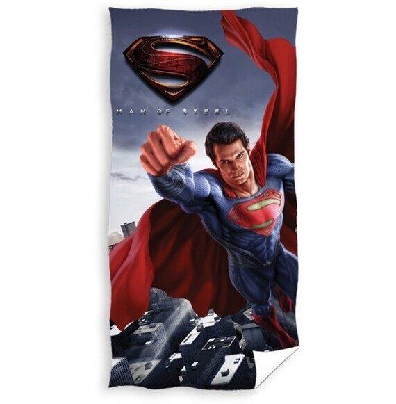 Superman pamut törölköző 70x140 cm