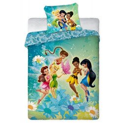 Hercegnők Disney pamut-vászon ágyneműhuzat