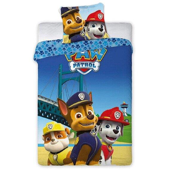 Disney Mancs őrjárat 2 részes pamut-vászon ágyneműhuzat