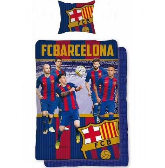 FC Barcelona 2 részes pamut-vászon ágyneműhuzat