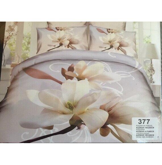 Magnolia 3D agynemuhuzat 180x225 cm lepedovel