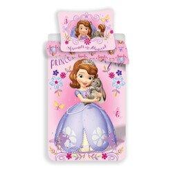 Sofia Hercegnő Magic 2 részes Disney pamut-vászon gyerek ágyneműhuzat