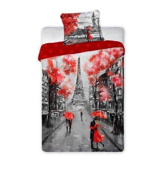 párizs amore 2 részes pamut-vászon ágyneműhuzat