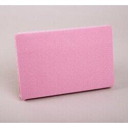 Gyermek Jersey matt rózsaszín gumis lepedő 70x140 cm