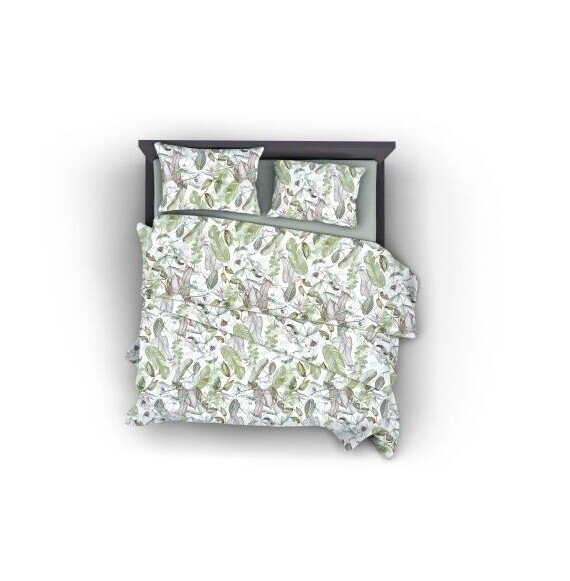 Lily pamut szatén 3 részes ágyneműhuzat