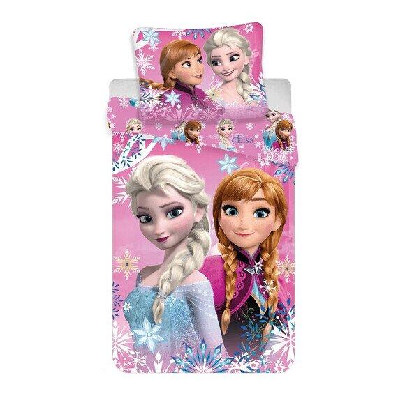 Disney Jégvarázs nővérek 02 pamut-vászon gyerek ágynemű