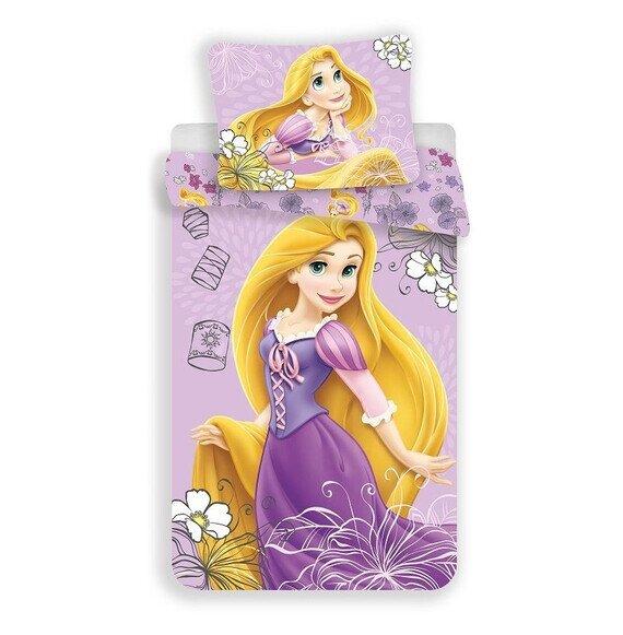 Disney Aranyhaj purple 2 részes pamut-vászon gyerek ágynemű