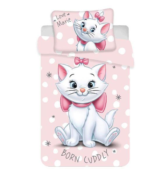 Disney Marie cica ovis 2 részes pamut-vászon ágynemű