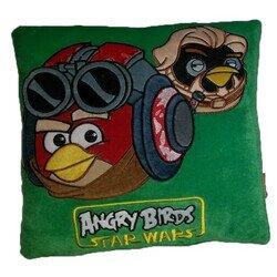 Disney Angry Birds hímzett plüss díszpárna