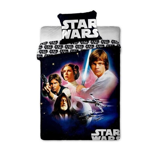 Star Wars Source 2 részes pamut-vászon ágyneműhuzat