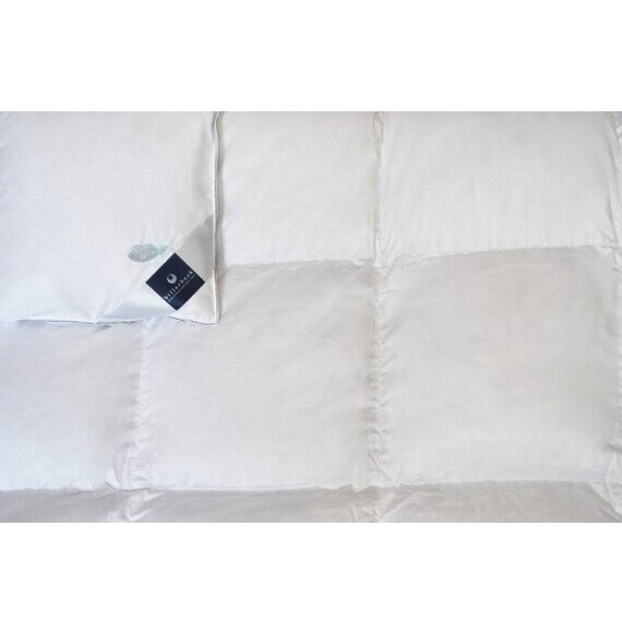 Billerbeck Natura-Satin casettino pehelypaplan 200x220 cm