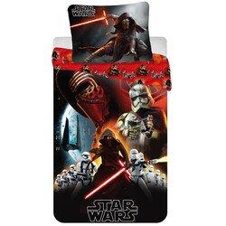 Star Wars VII 2 részes pamut-vászon ágyneműhuzat