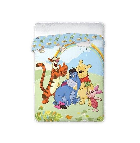 Disney Micimackó pamut-vászon ágytakaró